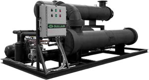 Air Treatment Michigan: Brand-Name Compressors | Metro Air Compressor - refrigerated-dryer-large-machine