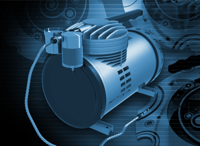 Air Compressors Michigan: Vacuums & Air Treatment | Metro Air Compressor - blue-compressor